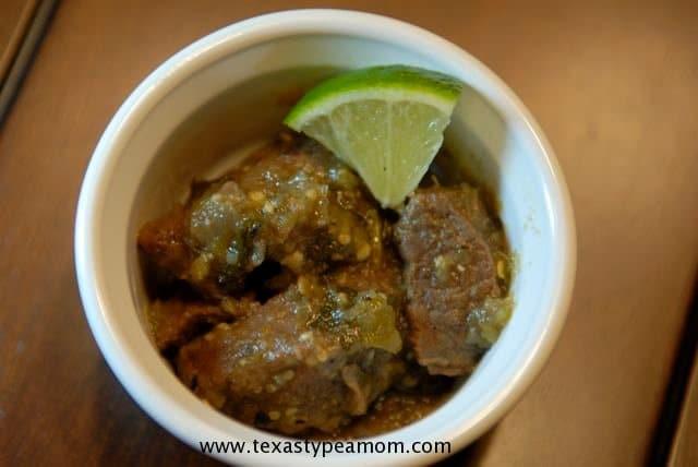 Lamb Green Chili Recipe — Dishmaps