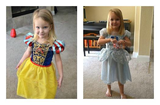 Disney Princesses Games Dress up Disney Princess Costume Dress