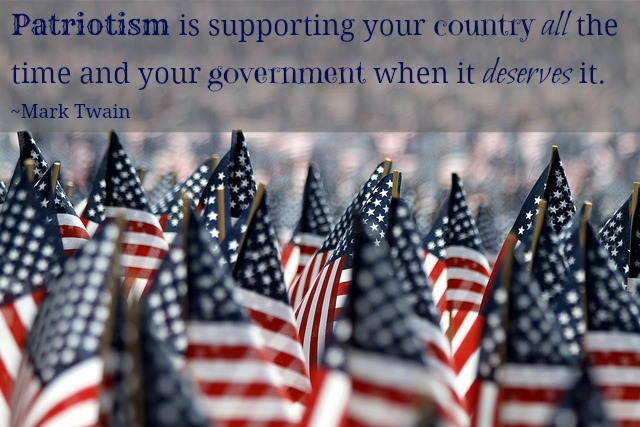 Patriotic Quotes America. QuotesGram